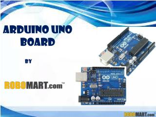 Buy Arduino locally by Robomart