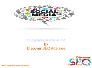 Social Media Marketing Discover SEO Adelaide