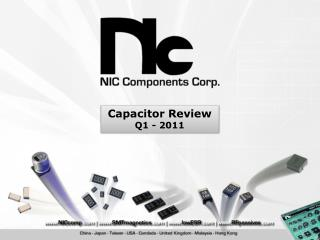 Capacitor Review  Q1 - 2011