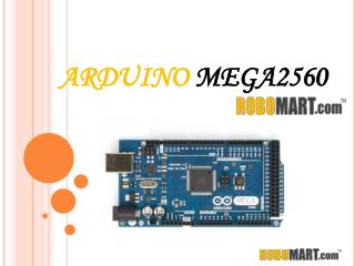 Buy Arduino 2560 By Robomart