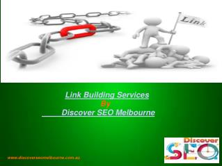 best link building Service | Discover SEO Melbourne