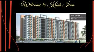krish Icon Luxury Apartment in Bhiwadi