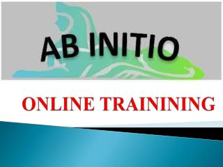 ABINITIO Online Training Courses in INDIA, USA, UK,