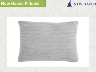 New Haven Pillows