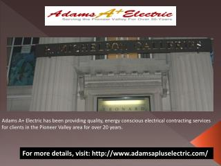 Commercial Electrical design