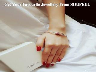 Get Your Favourite Jewellery From SOUFEEL
