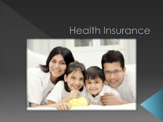Health Insurance - Does your child need health insurance?