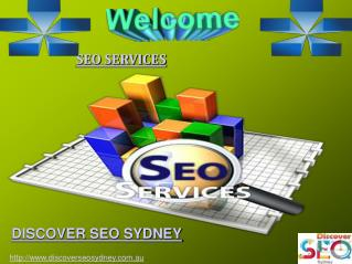 SEO Services | Discover SEO Sydney