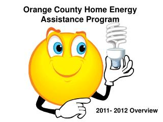 Orange County  Home Energy Assistance Program