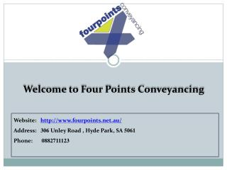 Four Points Conveyancing