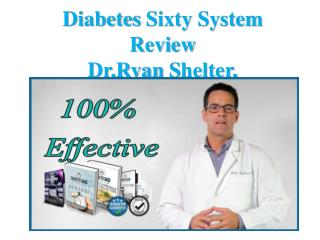 Diabetes 60 System   Great bouns