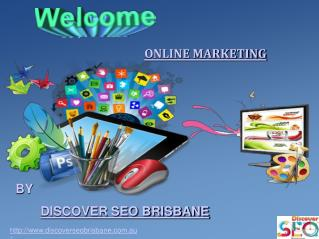 Online Marketing | Discover SEO Brisbane