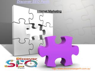Best Internet marketing services | Discover SEO Perth