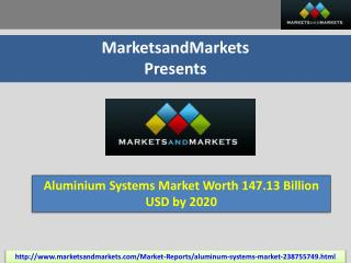 Global Market for Aluminium Systems Witnessed A Rapid Growth