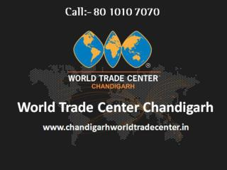 Chandigarh World Trade Center, WTC Chandigarh