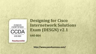 Cisco 640-864 Certification Exam Complete Training With Questions & Answers