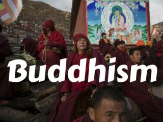 Discovering Buddhism in the mountains