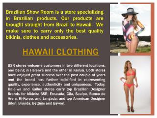 Brazilian Bikinis Hawaii