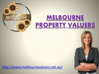 Hiring Melbourne Property Valuations with house valuations