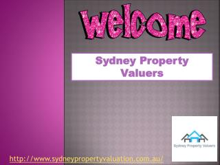 Nice Sydney Property Valuation with real estate valuations