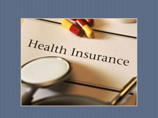 Health Insurance - Universal Health Insurance in India: A way to go forward