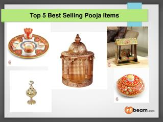 Pooja Items Store: Buy Pooja Items Online at Best Prices in India - Infibeam.com