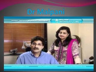 Cheap IVF Treatment by Dr. Malpani
