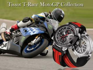 Tissot T-race MotoGP Collection