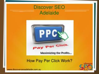 How PPC Work in Discover SEO Adelaide
