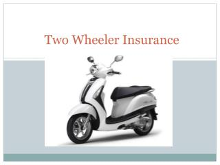 Two-Wheeler Insurance Policies To Get Cheaper, Easier To Buy