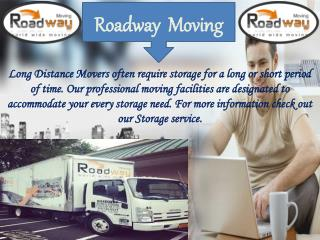 New Jersey Moving Company - Roadway Moving