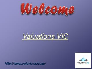 Get Accurate House Valuations with Valuations VIC