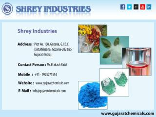 zinc sulphate manufacturers