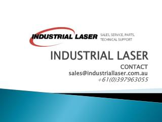 Contact us for Lasers, Laser Cutting Machines,