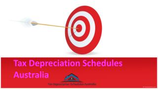 Tax Depreciation Schedules For Rental Property
