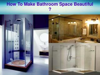 Bathroom Product