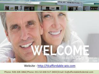 Dentist & optical los algodones