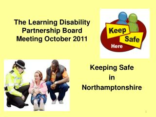 Keeping Safe in Northamptonshire