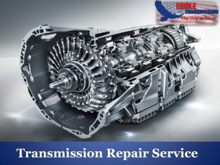 Transmission Repair Services in Dallas