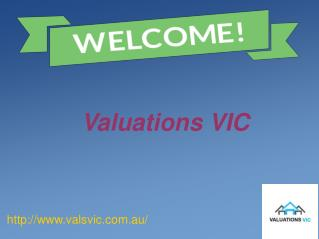 Complete Property Valuation By Valuations VIC