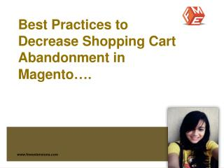 How To Reduce Shopping Cart Abandonment in Magento