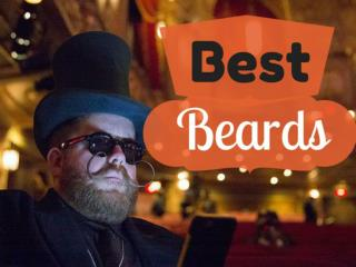 Brooklyn's best beards