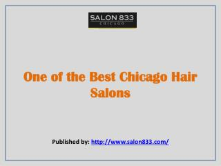 One of the Best Chicago Hair Salons