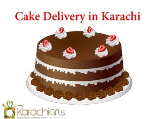 Cake Delivery in Karachi