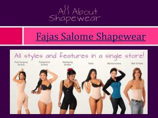 Fajas Salome Shapewear