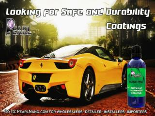 Pearl Nano Coatings for the Better Coatings