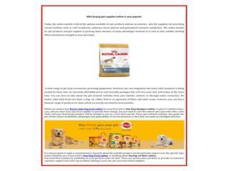 buy canin dog,fish,Bird food and supplements & aquarium accessories online