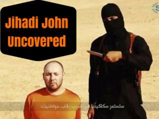 Jihadi John uncovered