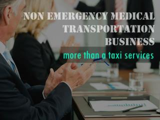 Non-Emergency Medical Transportation-Business
