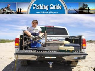 Fishing Rod Holder For Truck